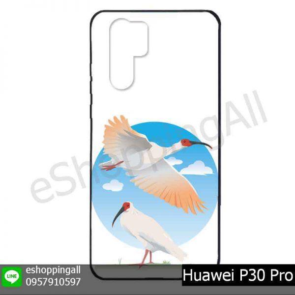 MHW-022A104 Huawei P30 Pro เคสมือถือหัวเหว่ยแบบยางพิมพ์ลาย