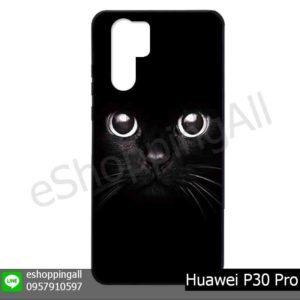 MHW-022A111 Huawei P30 Pro เคสมือถือหัวเหว่ยแบบยางพิมพ์ลาย