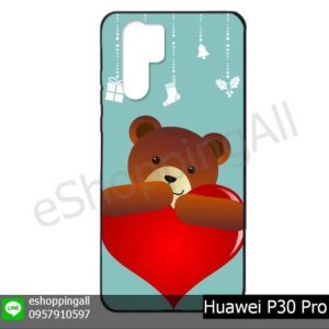 MHW-022A113 Huawei P30 Pro เคสมือถือหัวเหว่ยแบบยางพิมพ์ลาย
