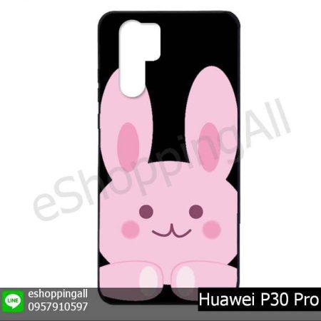 MHW-022A117 Huawei P30 Pro เคสมือถือหัวเหว่ยแบบยางพิมพ์ลาย