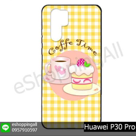 MHW-022A125 Huawei P30 Pro เคสมือถือหัวเหว่ยแบบยางพิมพ์ลาย