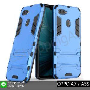 MOP-012A202 OPPO A7 / A5S เคสมือถือออปโป้แบบแข็งกันกระแทก