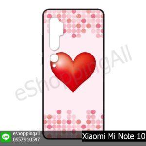 MXI-017A106 Xiaomi Mi Note10 Note10 Pro เคสมือถือเสี่ยวมี่แบบยางนิ่มพิมพ์ลาย