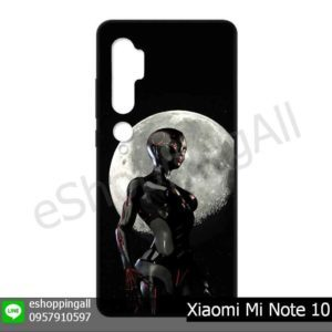 MXI-017A107 Xiaomi Mi Note10 Note10 Pro เคสมือถือเสี่ยวมี่แบบยางนิ่มพิมพ์ลาย