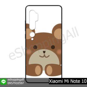 MXI-017A108 Xiaomi Mi Note10 Note10 Pro เคสมือถือเสี่ยวมี่แบบยางนิ่มพิมพ์ลาย