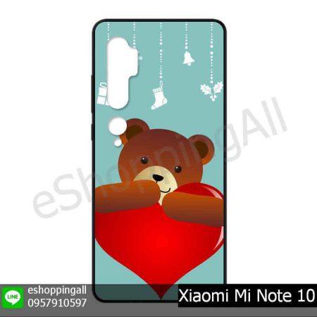 MXI-017A111 Xiaomi Mi Note10 Note10 Pro เคสมือถือเสี่ยวมี่แบบยางนิ่มพิมพ์ลาย