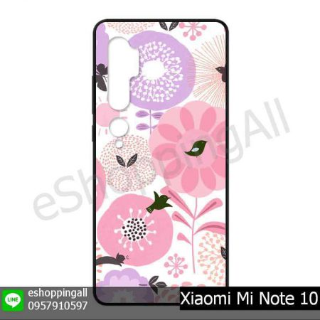 MXI-017A114 Xiaomi Mi Note10 Note10 Pro เคสมือถือเสี่ยวมี่แบบยางนิ่มพิมพ์ลาย
