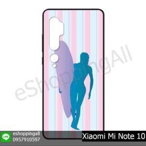 MXI-017A117 Xiaomi Mi Note10 Note10 Pro เคสมือถือเสี่ยวมี่แบบยางนิ่มพิมพ์ลาย