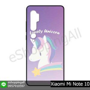 MXI-017A119 Xiaomi Mi Note10 Note10 Pro เคสมือถือเสี่ยวมี่แบบยางนิ่มพิมพ์ลาย