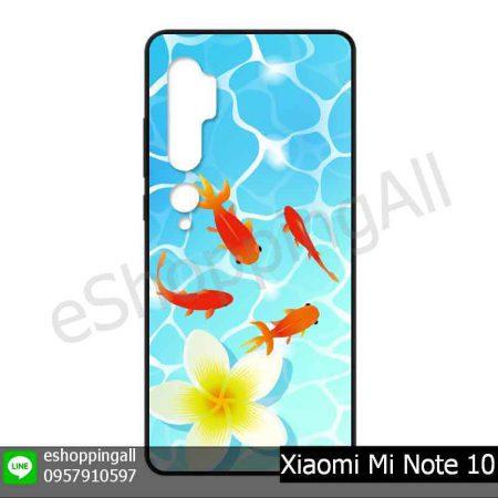 MXI-017A120 Xiaomi Mi Note10 Note10 Pro เคสมือถือเสี่ยวมี่แบบยางนิ่มพิมพ์ลาย