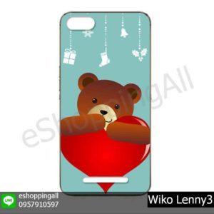MWI-020A108 Wiko Lenny3 เคสวีโก้แบบยางพิมพ์ลาย