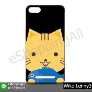 MWI-020A112 Wiko Lenny3 เคสวีโก้แบบยางพิมพ์ลาย