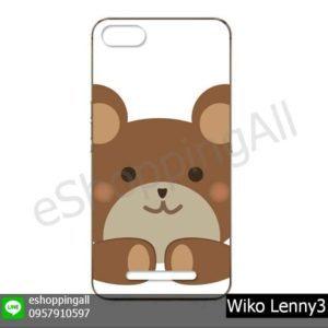 MWI-020A113 Wiko Lenny3 เคสวีโก้แบบยางพิมพ์ลาย