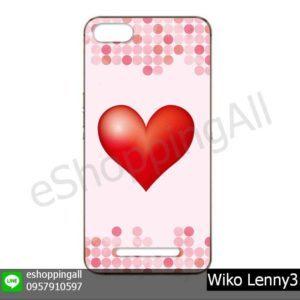 MWI-020A117 Wiko Lenny3 เคสวีโก้แบบยางพิมพ์ลาย