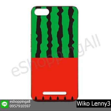MWI-020A118 Wiko Lenny3 เคสวีโก้แบบยางพิมพ์ลาย