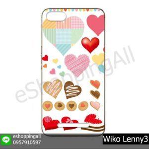 MWI-020A120 Wiko Lenny3 เคสวีโก้แบบยางพิมพ์ลาย