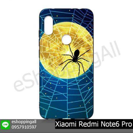 MXI-019A101 Xiaomi Note6 Pro เคสมือถือหัวเหว่ยยางนิ่มพิมพ์ลาย