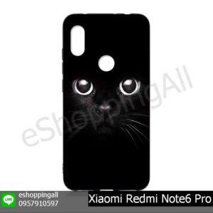 MXI-019A103 Xiaomi Redmi Note6 Pro เคสมือถือหัวเหว่ยยางนิ่มพิมพ์ลาย