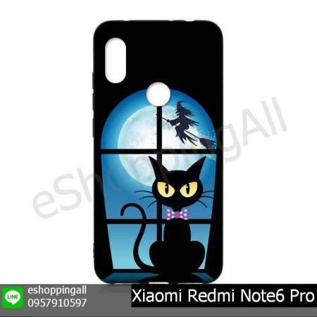 MXI-019A105 Xiaomi Redmi Note6 Pro เคสมือถือหัวเหว่ยยางนิ่มพิมพ์ลาย