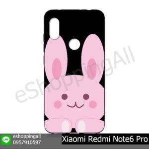 MXI-019A106 Xiaomi Redmi Note6 Pro เคสมือถือหัวเหว่ยยางนิ่มพิมพ์ลาย