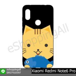 MXI-019A107 Xiaomi Redmi Note6 Pro เคสมือถือหัวเหว่ยยางนิ่มพิมพ์ลาย