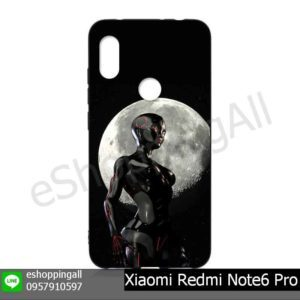 MXI-019A109 Xiaomi Redmi Note6 Pro เคสมือถือหัวเหว่ยยางนิ่มพิมพ์ลาย