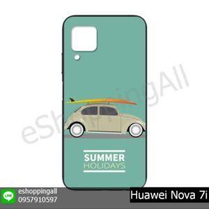 MHW-023A101 Huawei Nova 7i เคสมือถือหัวเหว่ยยางนิ่มพิมพ์ลาย
