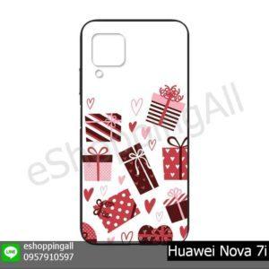 MHW-023A105 Huawei Nova 7i เคสมือถือหัวเหว่ยยางนิ่มพิมพ์ลาย