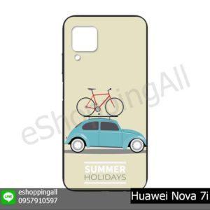 MHW-023A106 Huawei Nova 7i เคสมือถือหัวเหว่ยยางนิ่มพิมพ์ลาย