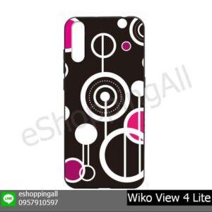 MWI-021A117 Wiko View 4 Lite เคสมือถือวีโก้แบบยางนิ่มพิมพ์ลาย