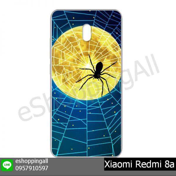 MXI-022A106 Xiaomi Redmi 8a เคสมือถือเสี่ยวมี่แบบแข็งพิมพ์ลาย
