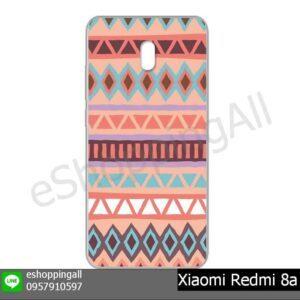 MXI-022A108 Xiaomi Redmi 8a เคสมือถือเสี่ยวมี่แบบแข็งพิมพ์ลาย