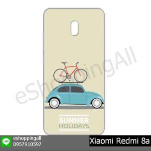 MXI-022A109 Xiaomi Redmi 8a เคสมือถือเสี่ยวมี่แบบแข็งพิมพ์ลาย