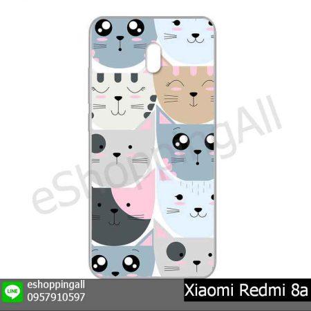 MXI-022A110 Xiaomi Redmi 8a เคสมือถือเสี่ยวมี่แบบแข็งพิมพ์ลาย