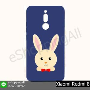 MXI-021A207 Xiaomi Redmi 8 เคสมือถือเสี่ยวมี่ยางนิ่มพิมพ์ลาย