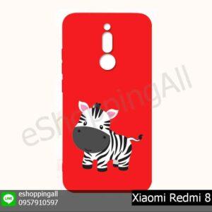 MXI-021A218 Xiaomi Redmi 8 เคสมือถือเสี่ยวมี่ยางนิ่มพิมพ์ลาย