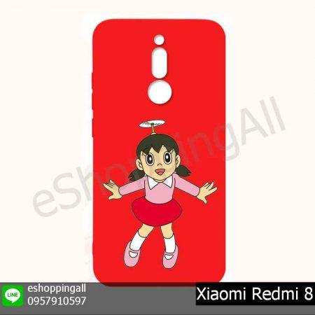 MXI-021A219 Xiaomi Redmi 8 เคสมือถือเสี่ยวมี่ยางนิ่มพิมพ์ลาย