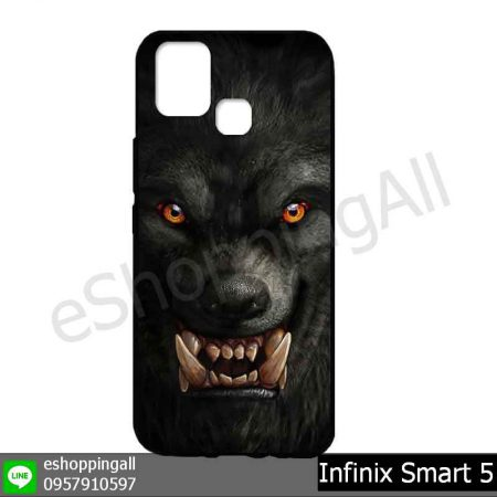 MIN-002A101 Infinix Smart 5 เคสมือถืออินฟินิกซ์ยางนิ่มพิมพ์ลาย