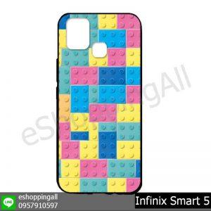 MIN-002A116 Infinix Smart 5 เคสมือถืออินฟินิกซ์ยางนิ่มพิมพ์ลาย